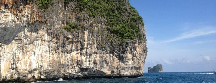 Andaman sea is one of Lugares favoritos de Nina.