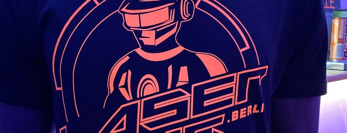 Lasertag Berlin is one of Joud's Liked Places.