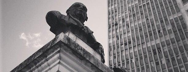 Praça Zacarias is one of Curitiba.