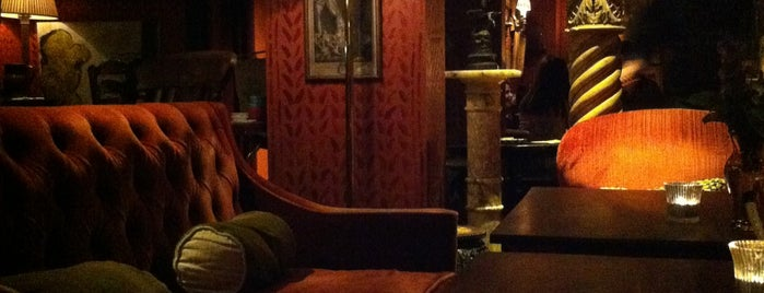 The Zetter Townhouse is one of S Marks The Spots in LONDON.