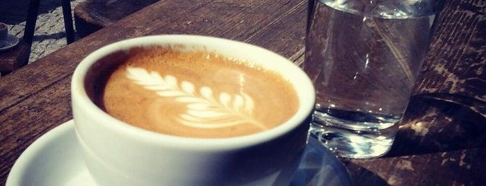 The Barn is one of Coffee spots Berlin.
