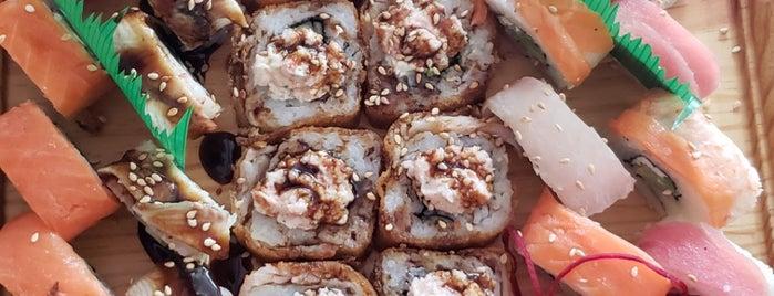 Sushi Dashi is one of Orte, die Corina gefallen.