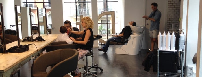 Dtox Hair Salon is one of Beautiful Barcelona.