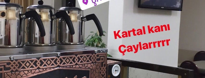 ç🅰️rşı Kıraathanesi is one of Locais curtidos por Ahmet BYRMGL.