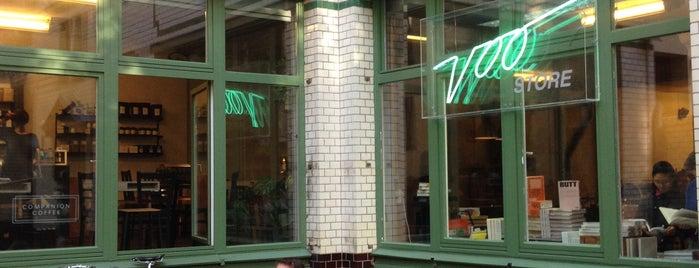 Voo Store is one of Berlin.
