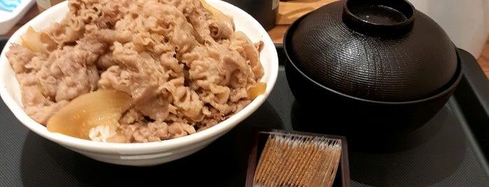 Matsuya is one of Posti che sono piaciuti a Hideo.