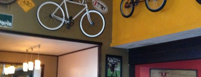 The Bike Stop Cafe is one of Top Picks In Narragansett.