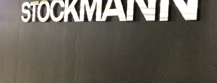 Stockmann is one of Lugares favoritos de Nick.