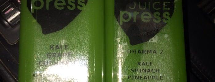 Portland Juice Press is one of Juice Bars Oregon.