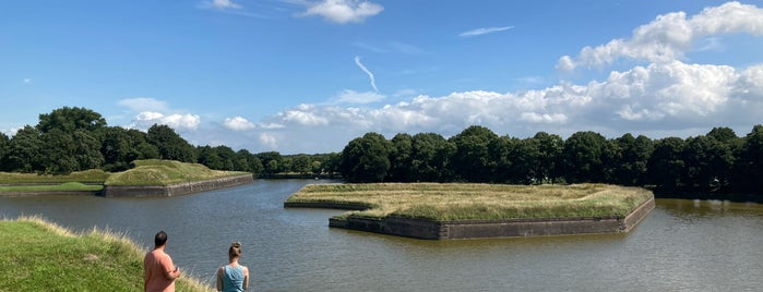 Vestingmuseum Naarden is one of Museums that accept museum card.