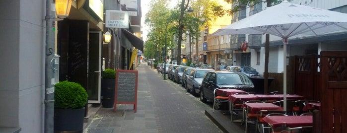 Trattoria Mille Lire is one of Antenne Düsseldorf 님이 좋아한 장소.