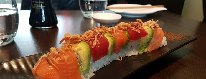 Yida Sushi is one of Japan in London.