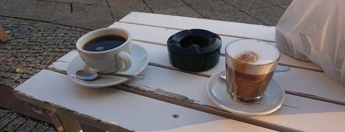 Bar Kaffeepur is one of Gespeicherte Orte von Johannes.