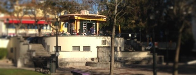 Jardim dos Passarinhos is one of Arlete 님이 좋아한 장소.
