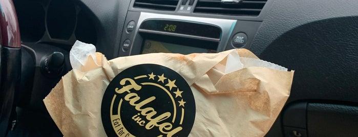Falafel Inc is one of Washington DC.