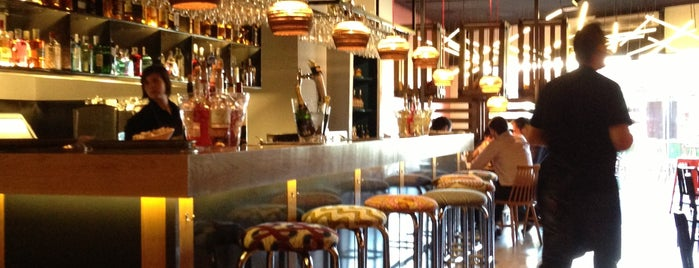 Morao Tapas is one of Madrid.