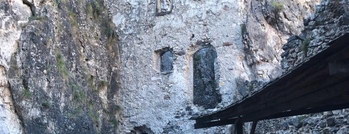 Castello Di Salorno Haderburg is one of Castelli Italiani.