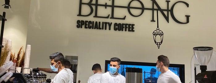 Belong Cafe is one of Riyadh.