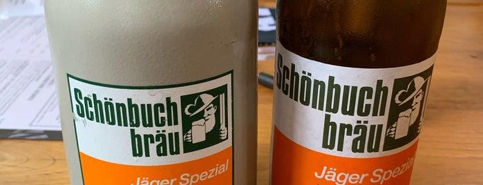 Brauhaus Schönbuch is one of Brauerei.