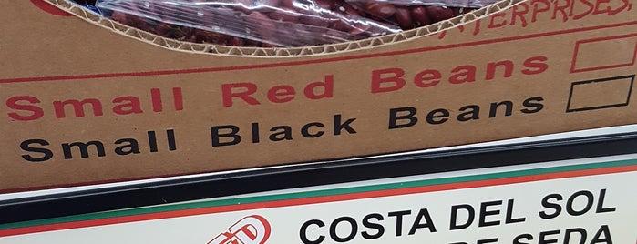 Baja Ranch Supermarket is one of Must-visit Food in Monrovia.