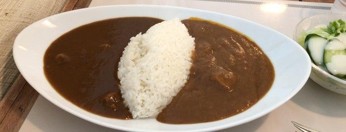 五島軒 函館カレーEXPRESS 五稜郭タワー店 is one of The 20 best value restaurants in ネギ畑.