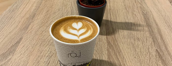 Yamm Coffee Roasters is one of สถานที่ที่บันทึกไว้ของ Queen.