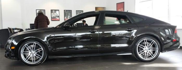 Audi Wynnewood is one of Orte, die Irina gefallen.