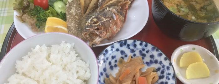 家浦鮮魚食堂 is one of Eating and Drinking on Teshima.
