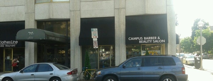 Campus Barber and Beauty Salon is one of Lieux qui ont plu à Vincenzo.