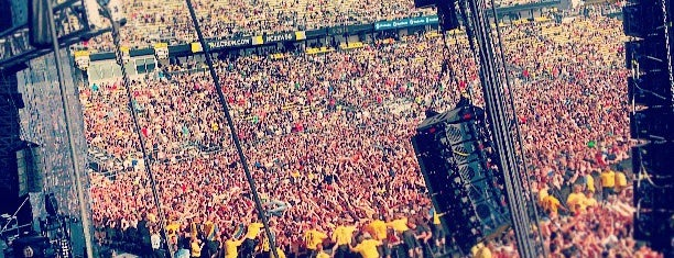 Rock On The Range is one of Been To.