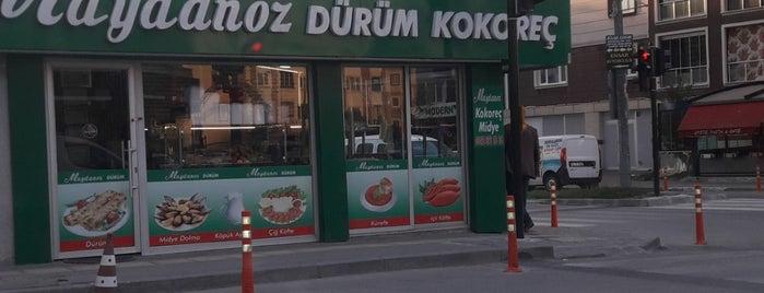 Maydanoz Dürüm is one of Halil G.'ın Beğendiği Mekanlar.