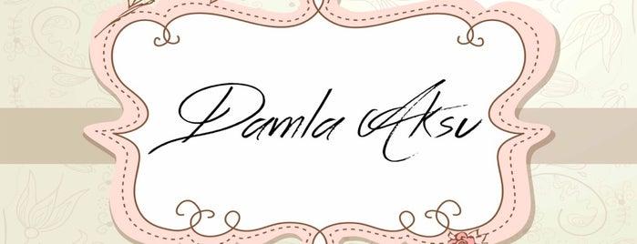 Damla Aksu Showroom is one of Giyim.
