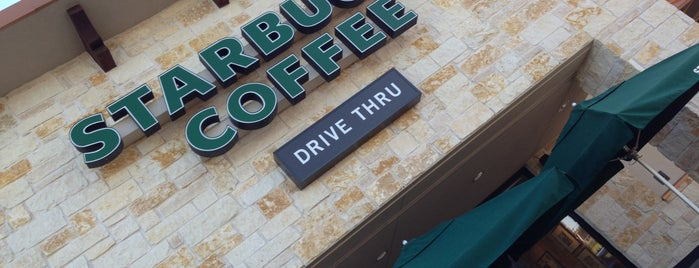 Starbucks is one of ATX Coffee & Tea Shops.