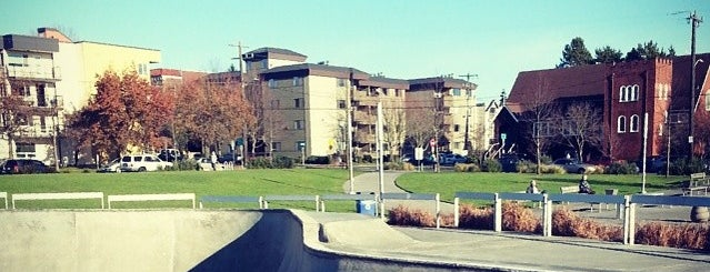 Ballard Commons Park is one of Seattle's 400+ Parks [Part 1].