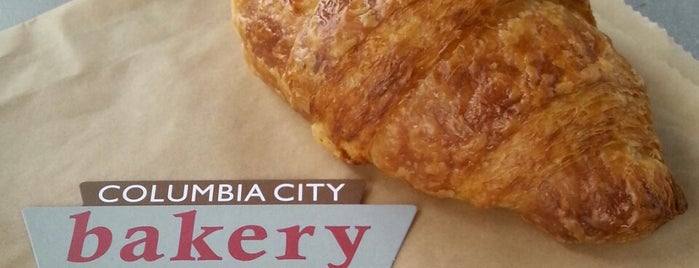 Columbia City Bakery is one of Favourite Seattle Croissants.