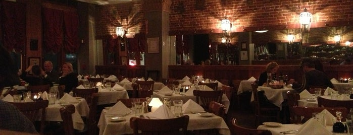 Cafe Giovanni is one of NOLA.