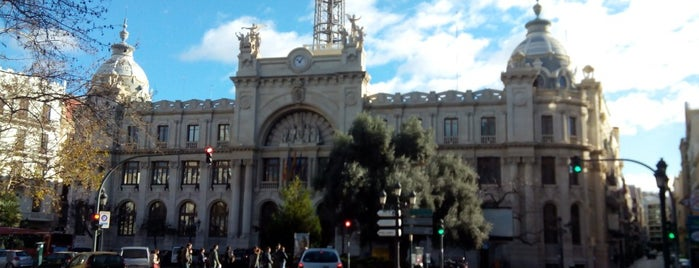Oficina Correos is one of Valencia.