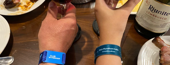 WorldMark Indio is one of Christian's Liked Places.