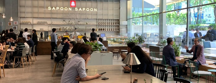 CAFE SAPOON SAPOON is one of Coffee Excellence.