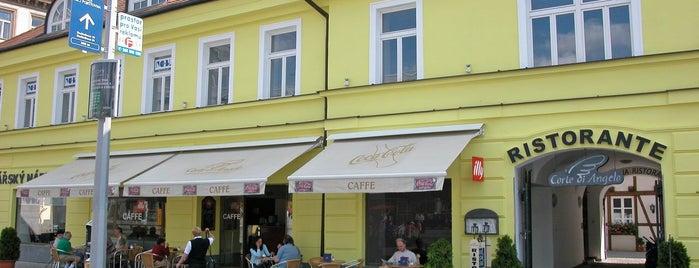 Corte di Angelo - Caffe is one of Marianna'nın Beğendiği Mekanlar.