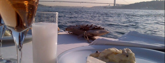 Rigel Restaurant is one of Istanbul Seafood.