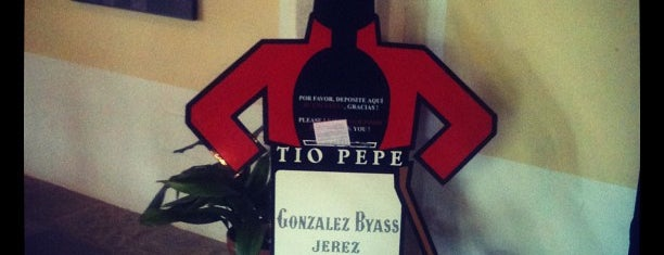 Bodegas Gonzalez Byass - Tío Pepe is one of Posti salvati di Ro.
