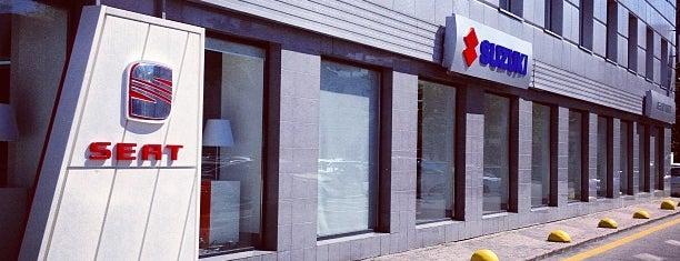 Эль-Торо,официальный дилер Seat is one of Lugares favoritos de 🎀Valeriya:*👠💋.