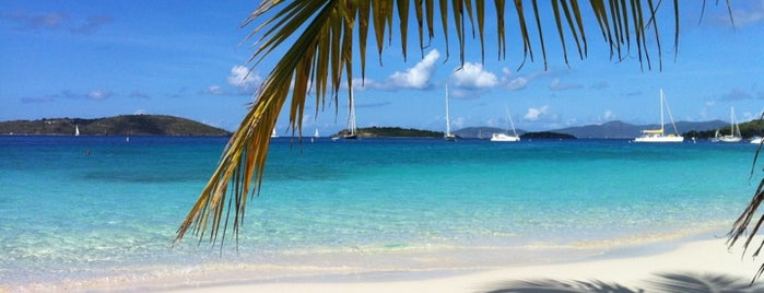 Salomon Bay is one of U.S. Virgin Islands.