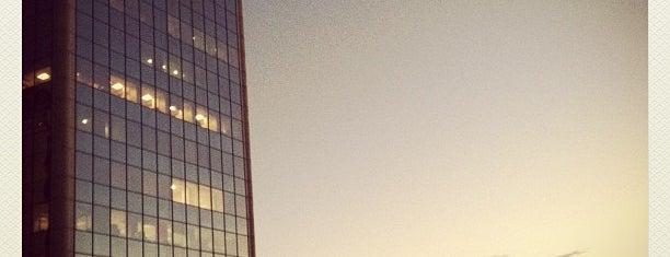 Turkcell Levent Plaza is one of Serkan : понравившиеся места.