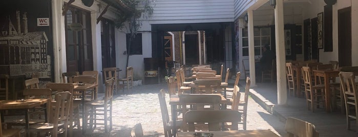 Beybaba Türk Kahvesi is one of özcan : понравившиеся места.
