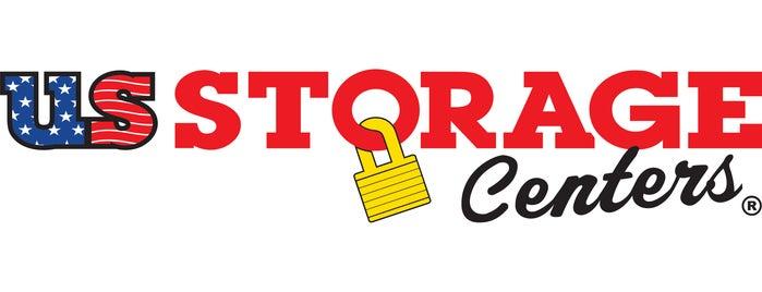 US Storage Centers is one of Tempat yang Disukai chris.