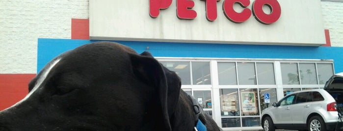Petco is one of Lieux qui ont plu à Kirk.