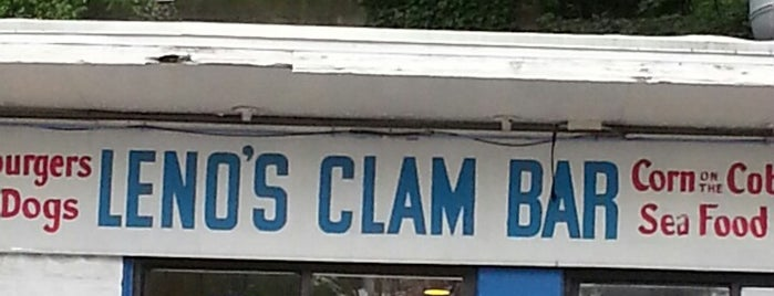 Leno's Clam Bar is one of wc/hv to try.