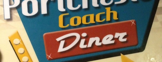 Port Chester Coach Diner is one of Edさんのお気に入りスポット.